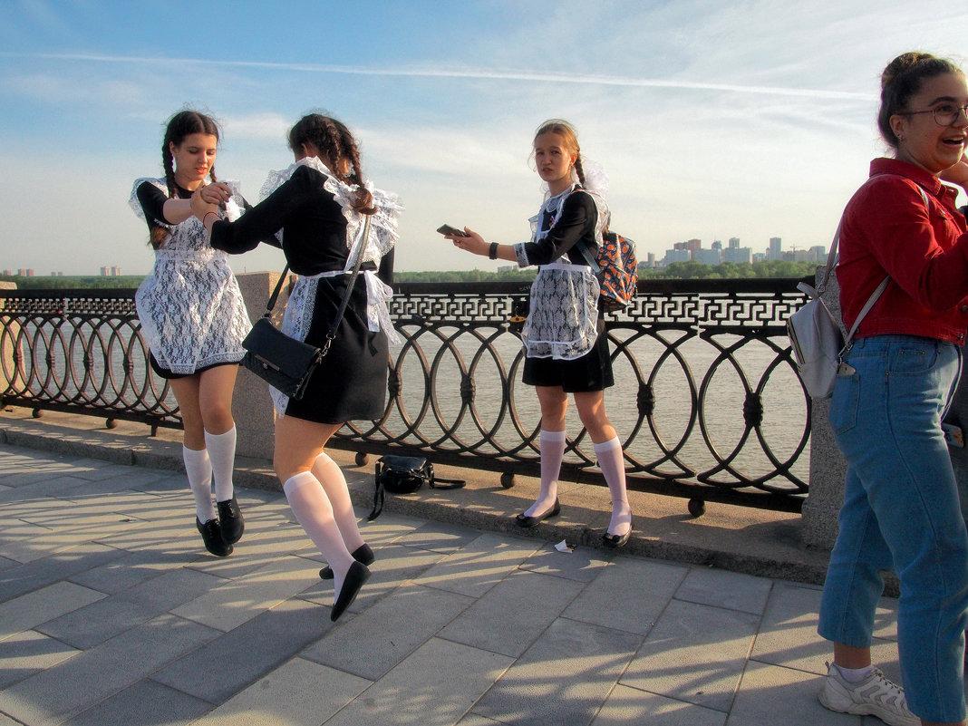 Новосибирск 2019, выпускники, последний звонок - Андрей Пашис