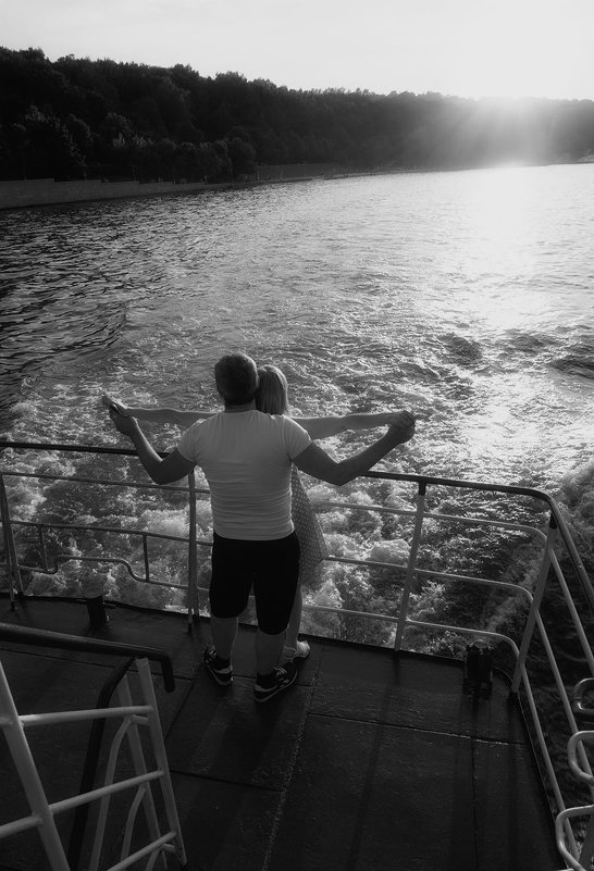 На Титанике ... - Лариса Корженевская