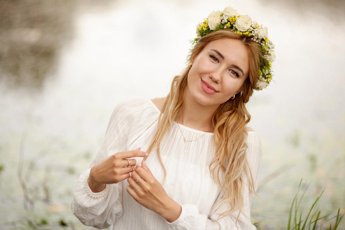 Русская краса - Darina Mozhelskaia