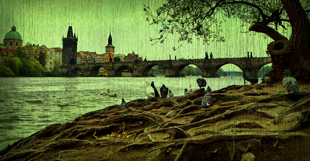 Прага - Dan Berli