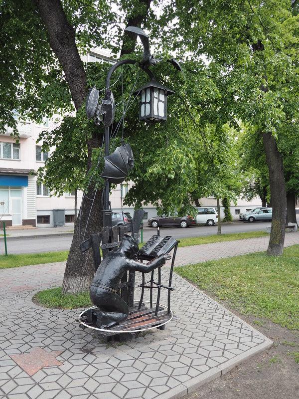 Бульвар Фонарей - Митяй Митрич