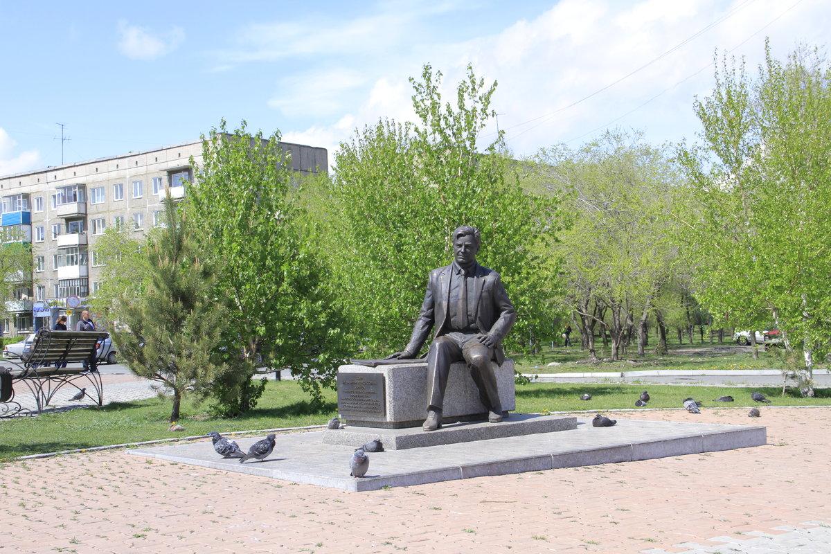 памятник - Руслан А