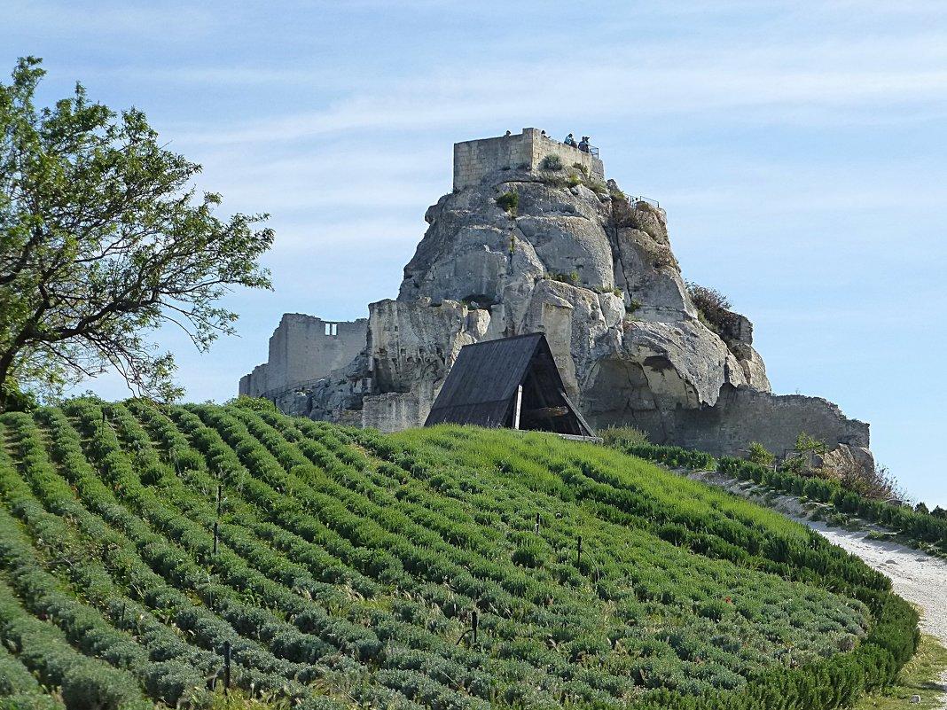 Замок Ле Бо - Лидия Бусурина