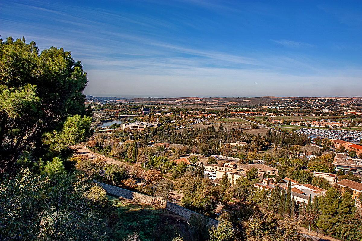 Spanish landscape 1 - Arturs Ancans