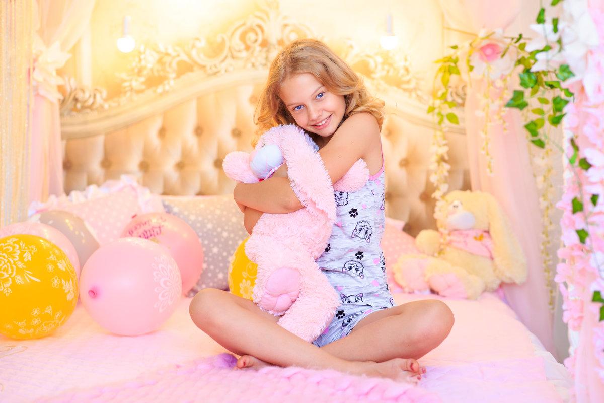 Пижамная вечеринка - Любовь Дашевская