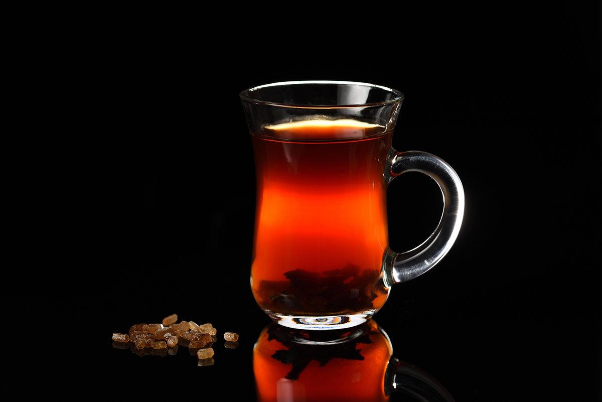 Чёрный чай с коричневым сахаром - Alexander K
