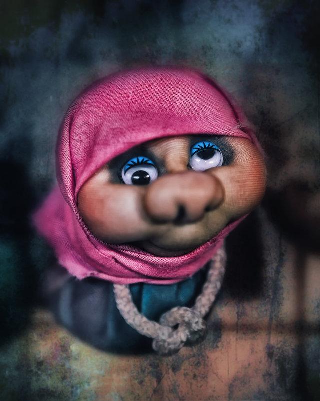 Авторская кукла. - Владимир Колесников