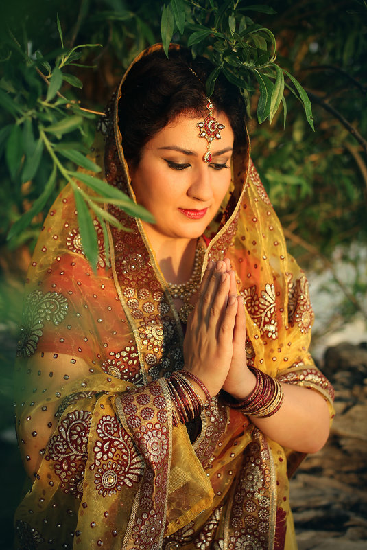 Индианка - Светлана