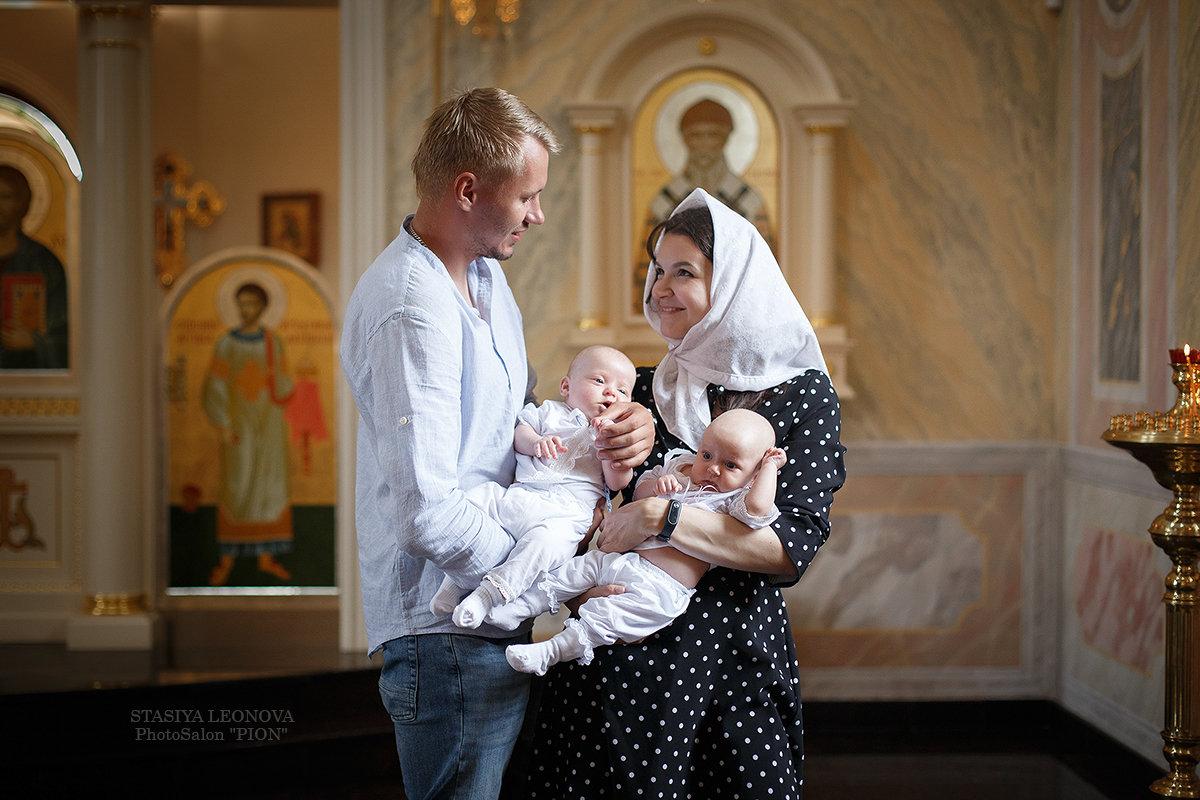 Крещение) - Анастасия ЛЕОНОВА