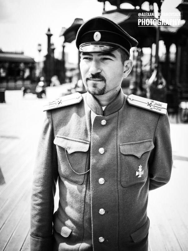 Портрет - Александр Яновский