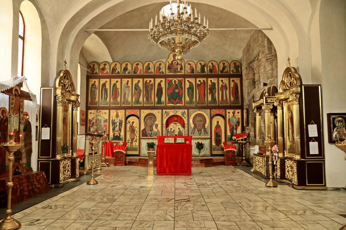 Церковь Иоанна Предтечи в Керчи. - Ирина Нафаня