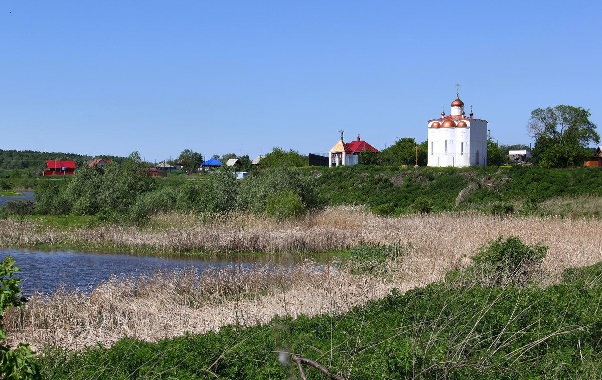 Сельский пейзаж - Vlad Сергиевич