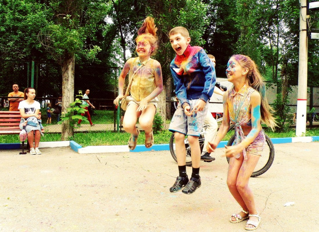 "КРАСКИ FEST 2019 (Нижний Новгород / ПКО ""Автозаводский"") - Андрей Головкин"