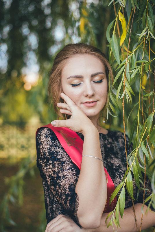 выпускница - Оля Шейко