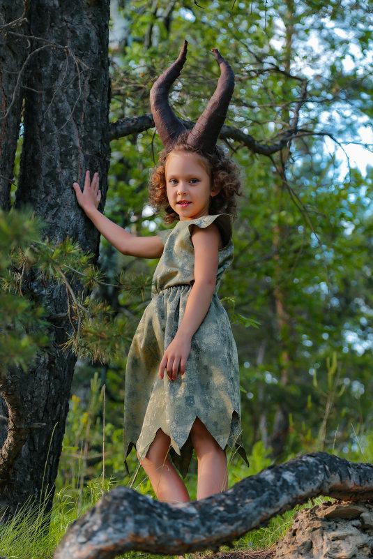 маленькая Малефисента - Сергей Блинов