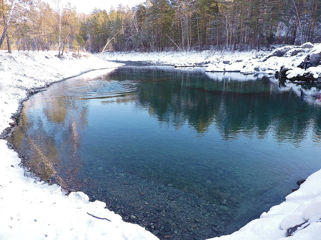 Голубые озера Алтая - OlesiaVS .