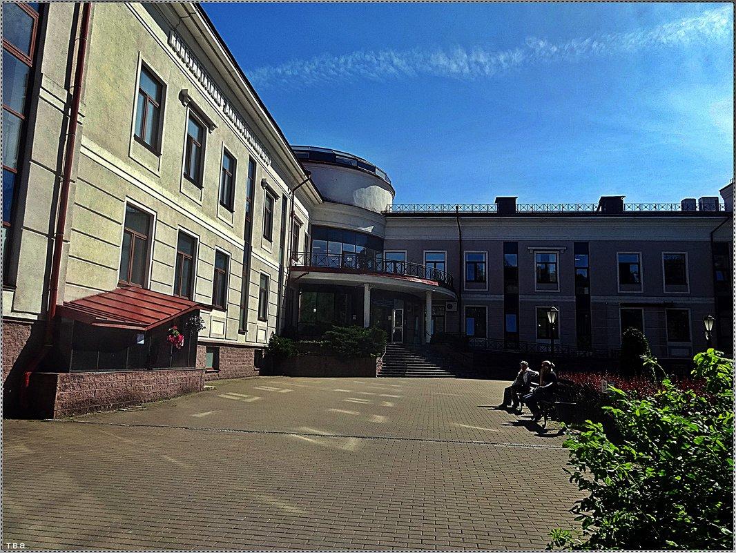 Консультативно-диагностический центр  на Крестовском острове - Вера