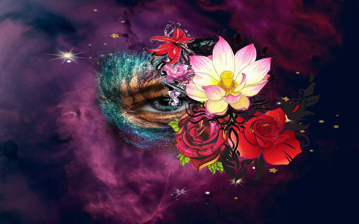 Взгляд вселенной - Сергей