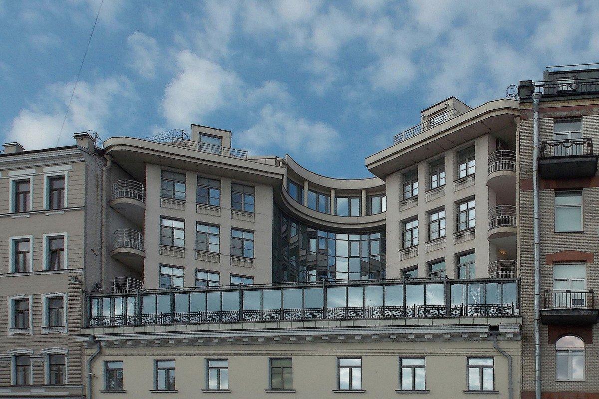 Удачное архитектурное решение - Фотогруппа Весна - Вера, Саша, Натан