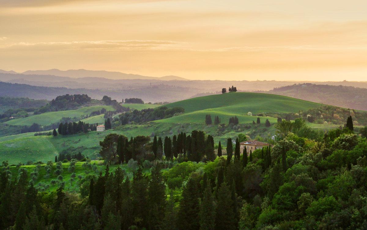 Тосканский вечер - Алекс Римский