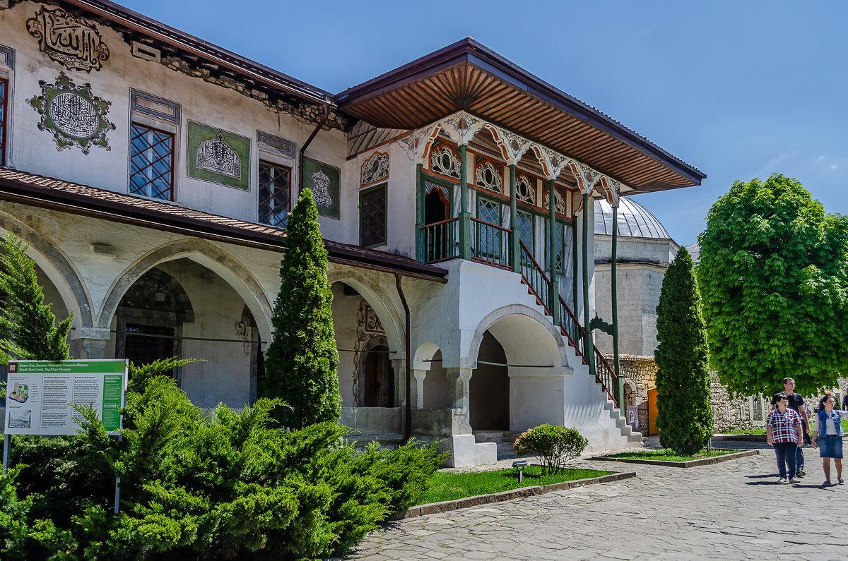 Большая Ханская Мечеть 2 - Андрей Щетинин