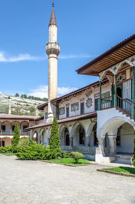 Большая Ханская Мечеть 1 - Андрей Щетинин