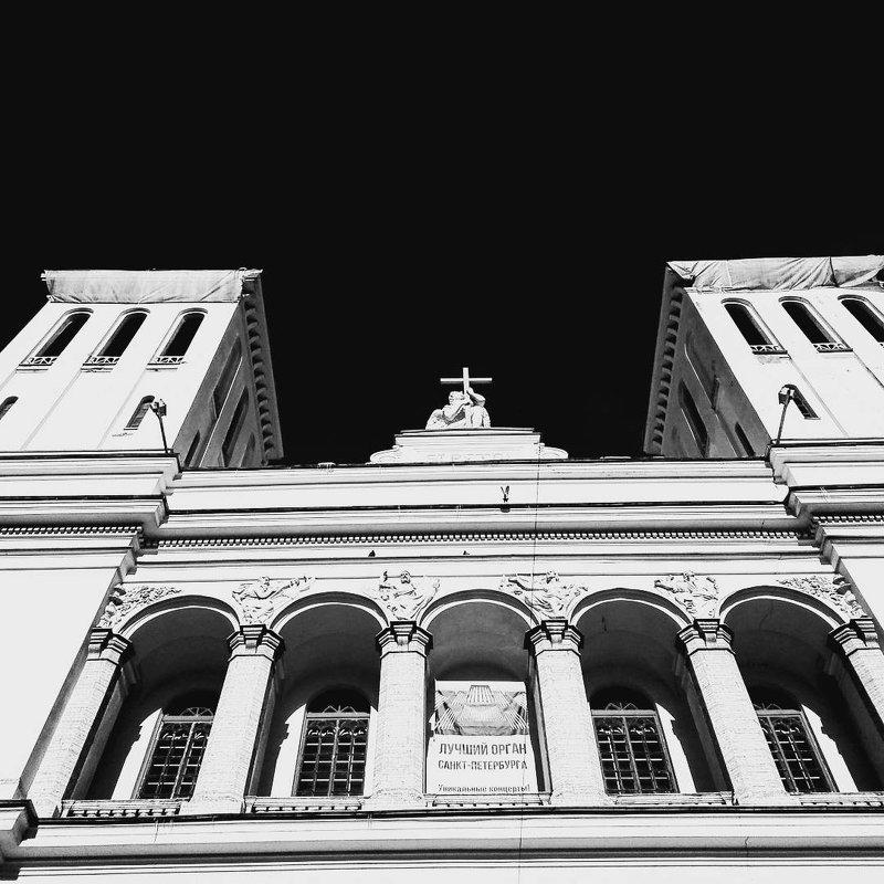 Церковь Петра и Павла в СПб - Ekaterina Karbo