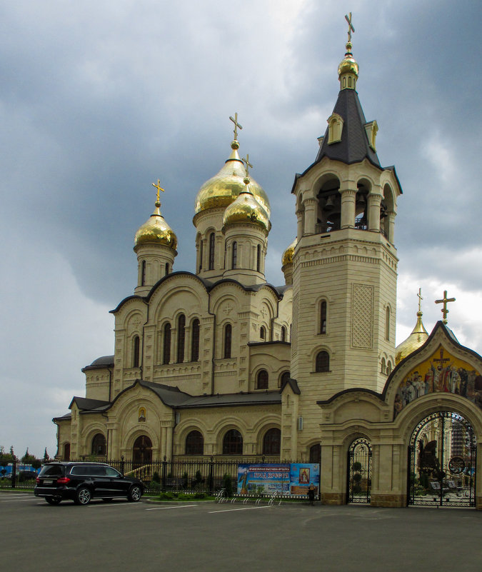 Владимирский собор г Ставрополь - Василий Полтавский