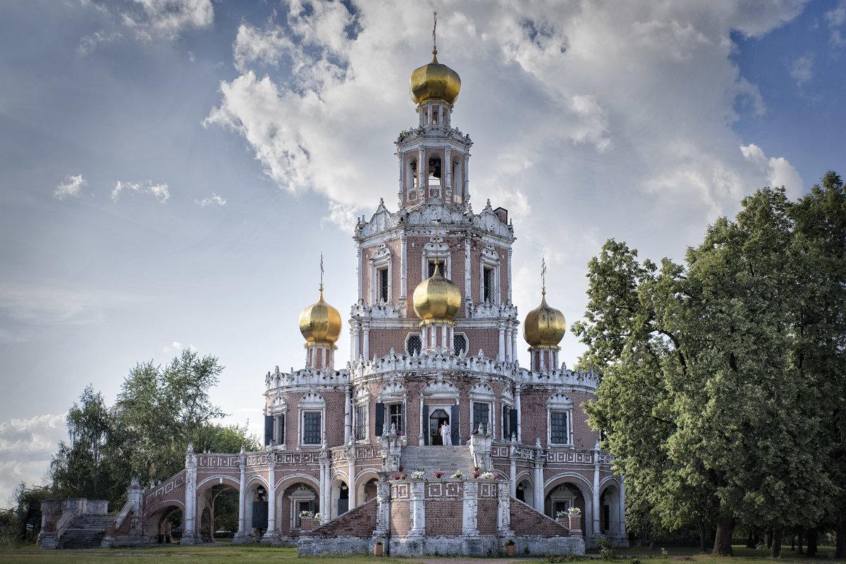 """""""Духов день"""" в Филях. - Екатерина Рябинина"""
