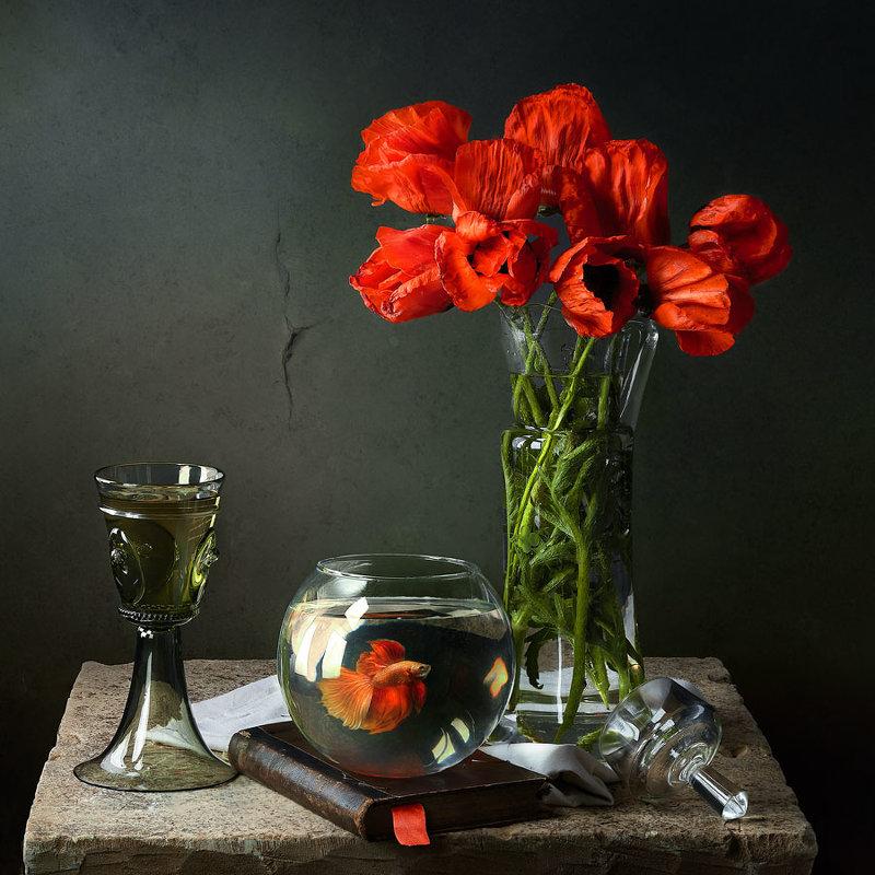 """рыбка желаний"" - Victor Brig"