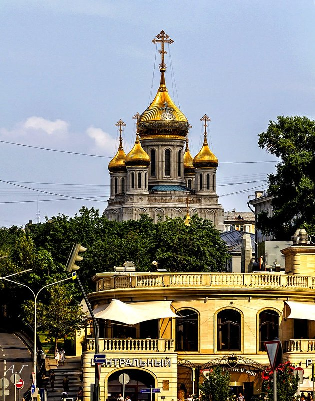 Центральный рынок - Александр