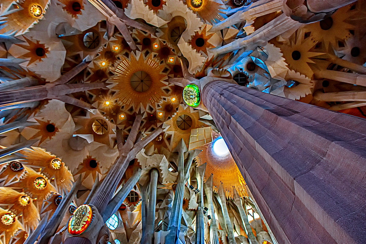 Sagrada Familia 3 - Arturs Ancans