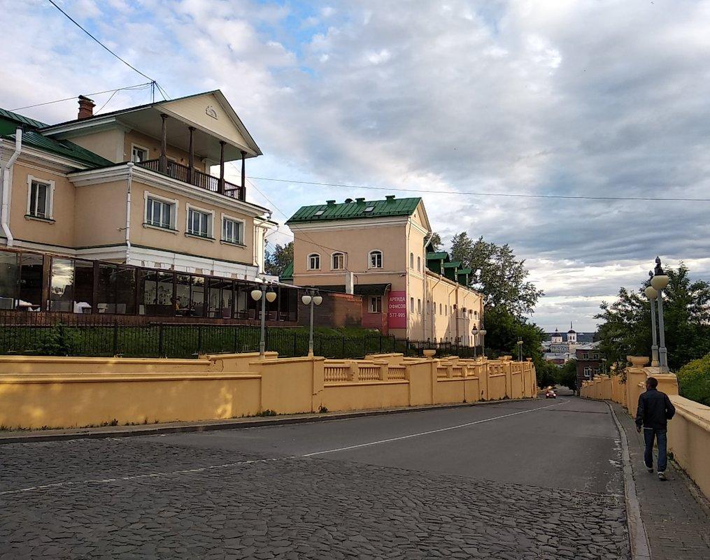 Мой город Томск - Лена .