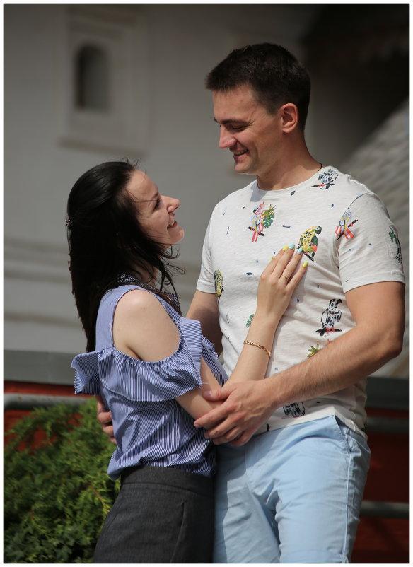 Одна возлюбленная пара.... - Михаил Зобов