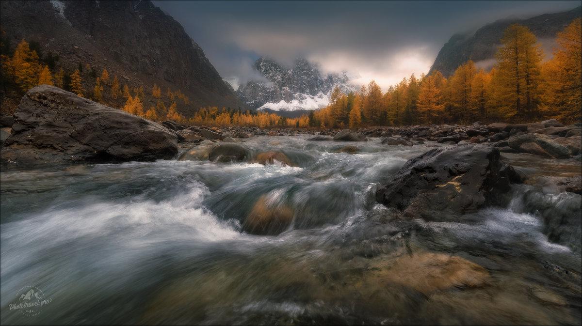 Осень в Актру - Влад Соколовский