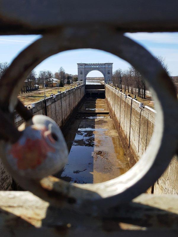Углическая ГЭС - Наталья Горшкова