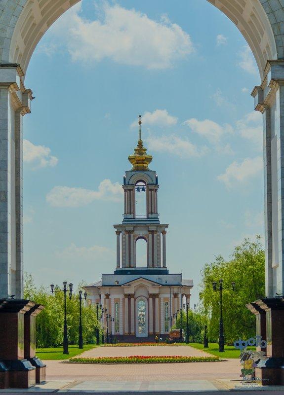 Храм Великомученика Георгия Победоносца. город Курск - Руслан Васьков