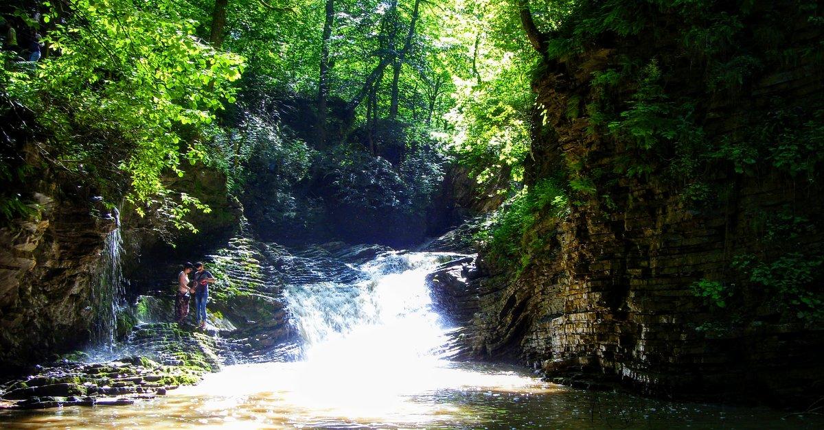 Водопады Руфабро - Вячеслав Случившийся
