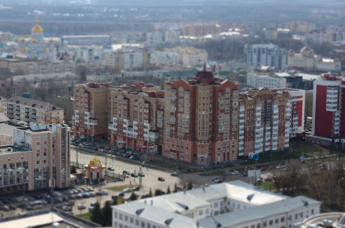 Город - Алексей