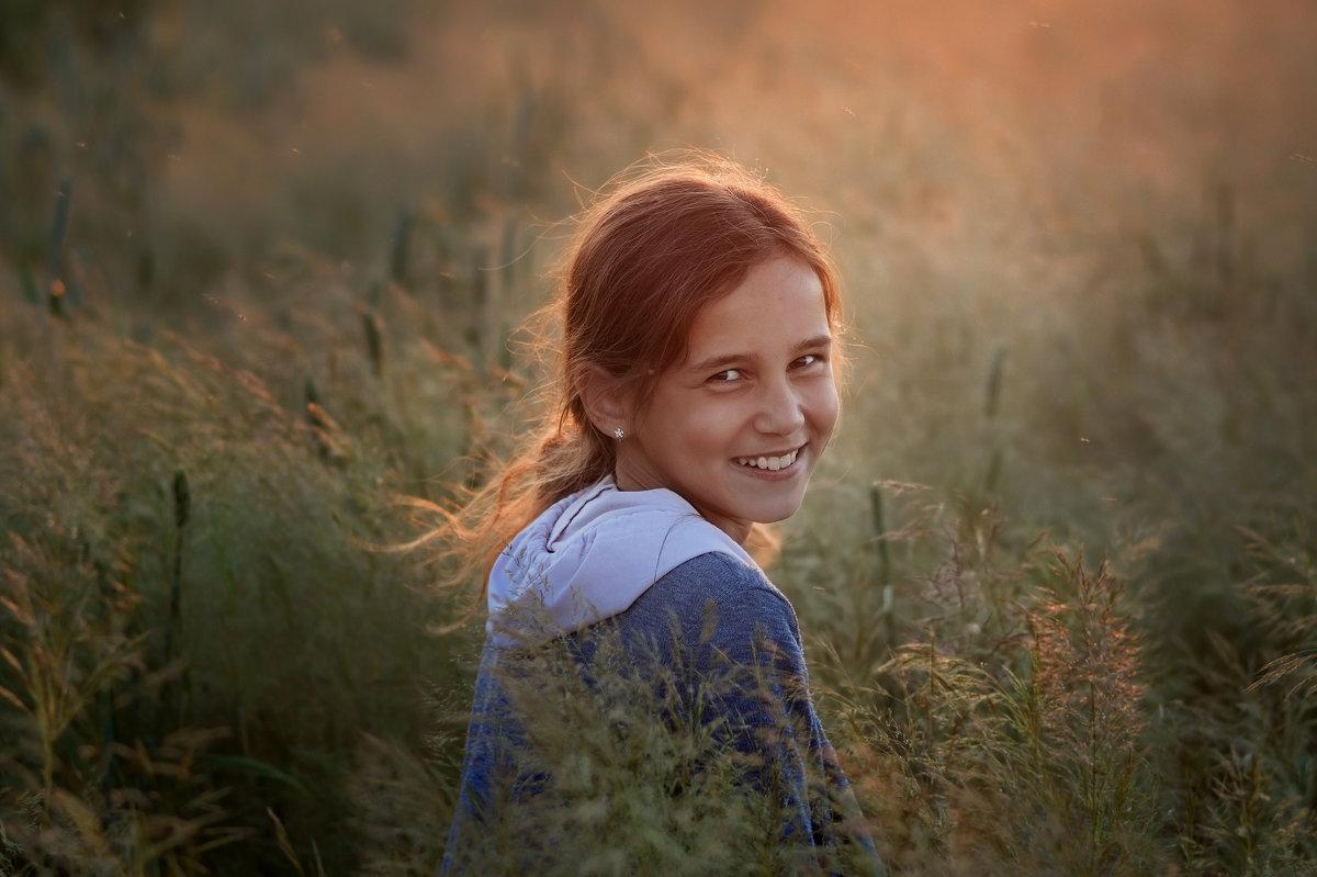 Улыбка - Вера Сафонова