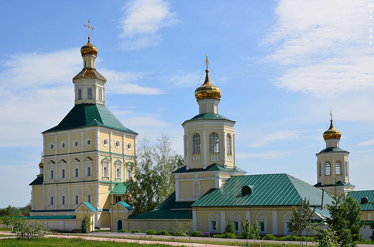 Иоанно-Богословский Макаровский мужской монастырь - Алексей