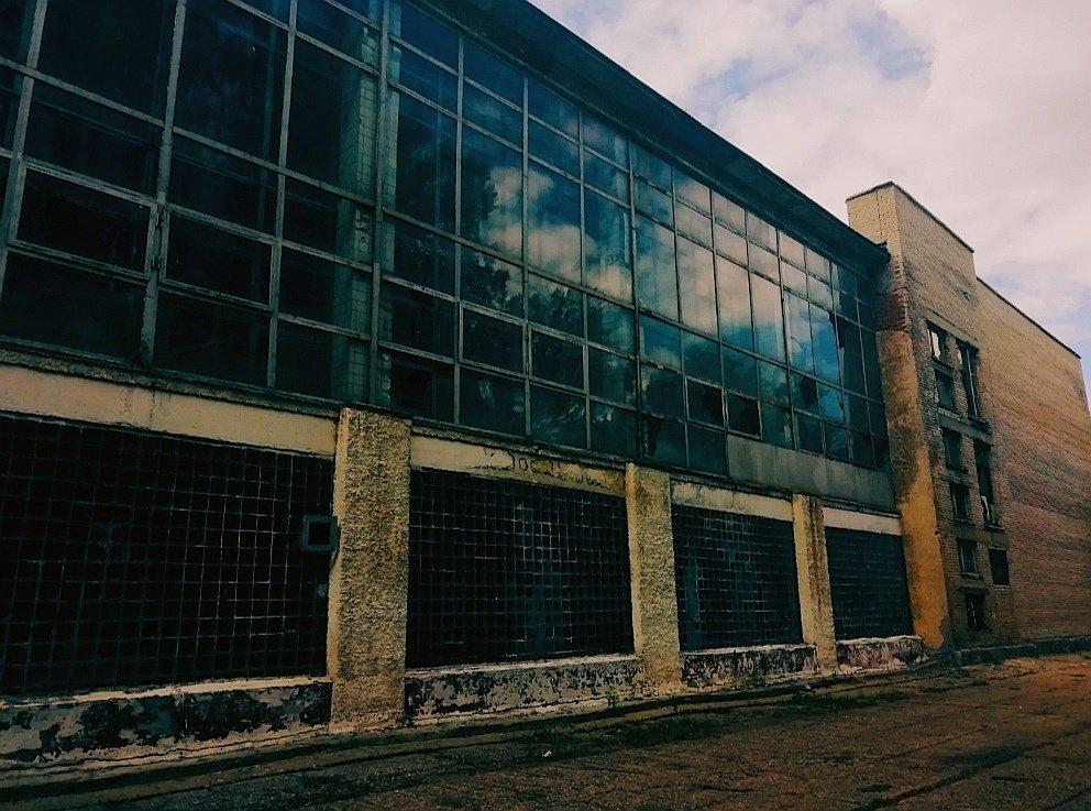 Спортивный комплекс - Елена Горбатова