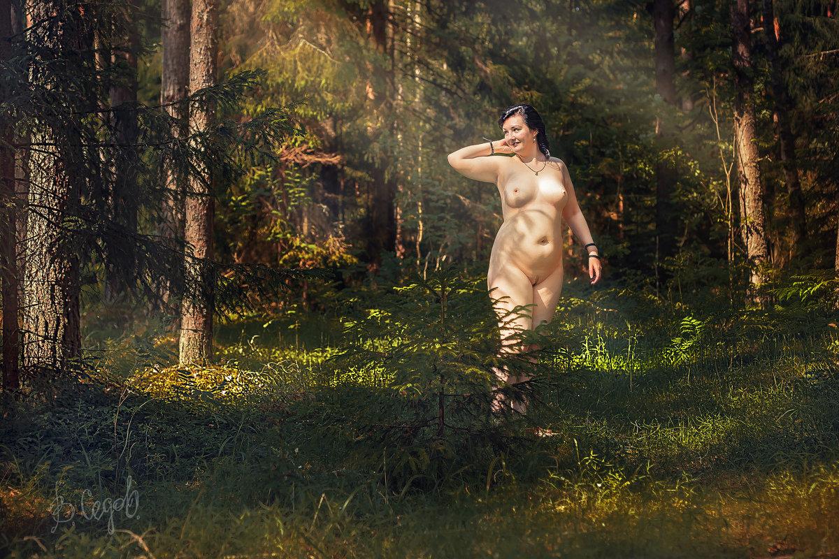 Лесная нимфа - Виктор Седов
