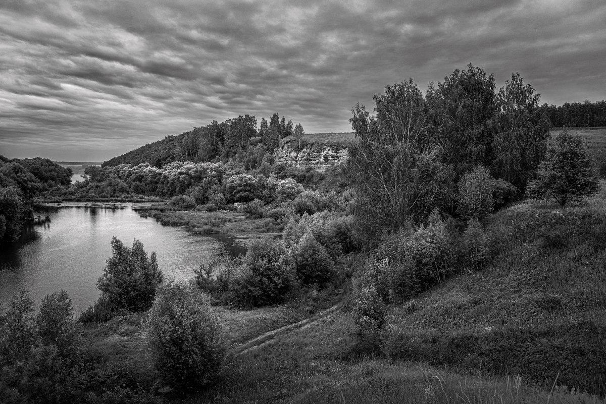 По берегам реки Красивая Меча - Николай Галкин