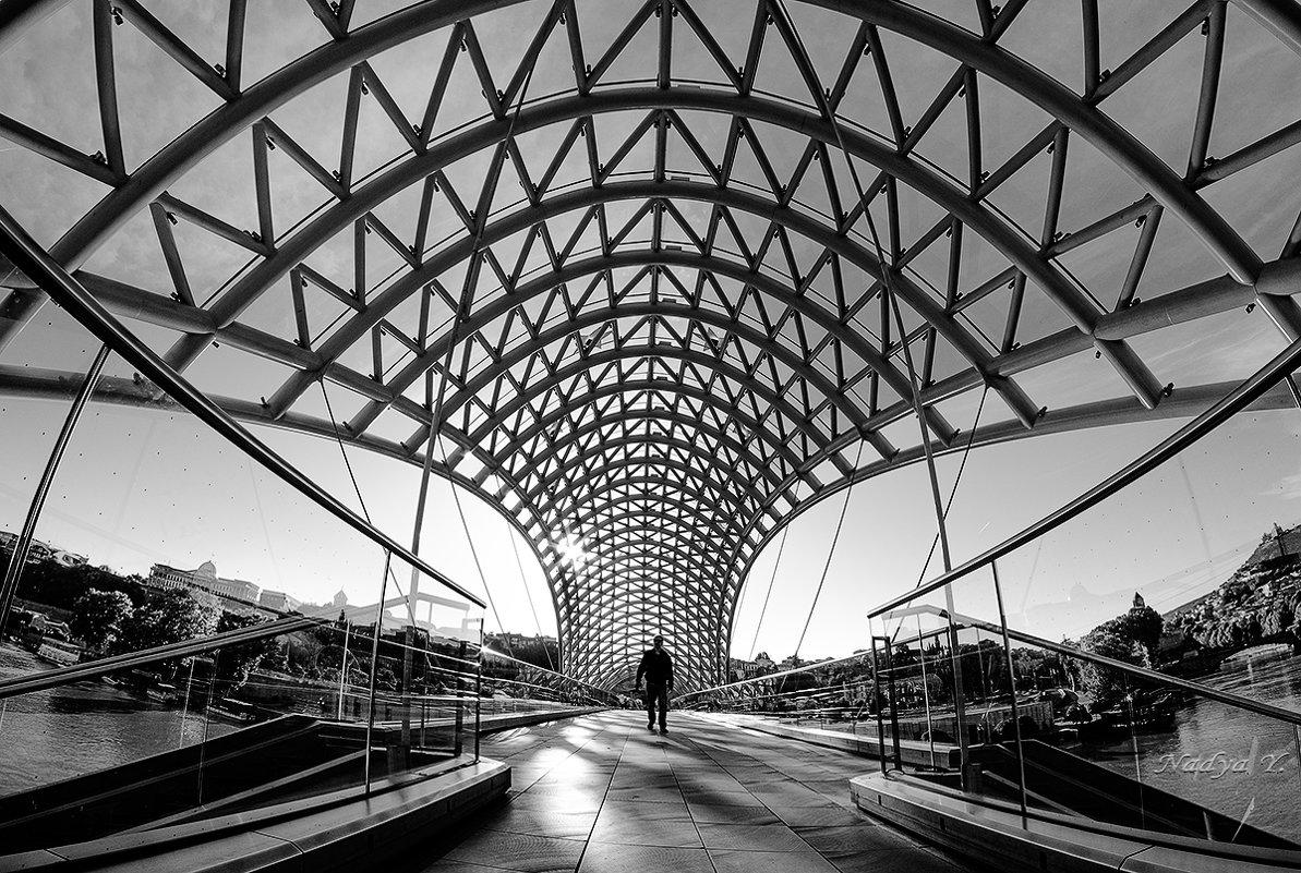Мост Мира, Тбилиси - Nadin