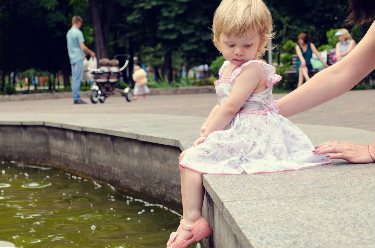 Детский взгляд - Вадим Шинкарь