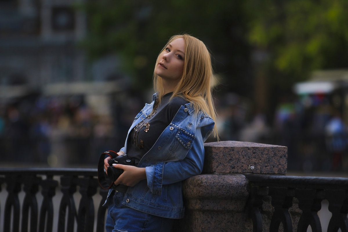 Питер, лето - Юрий Лутов