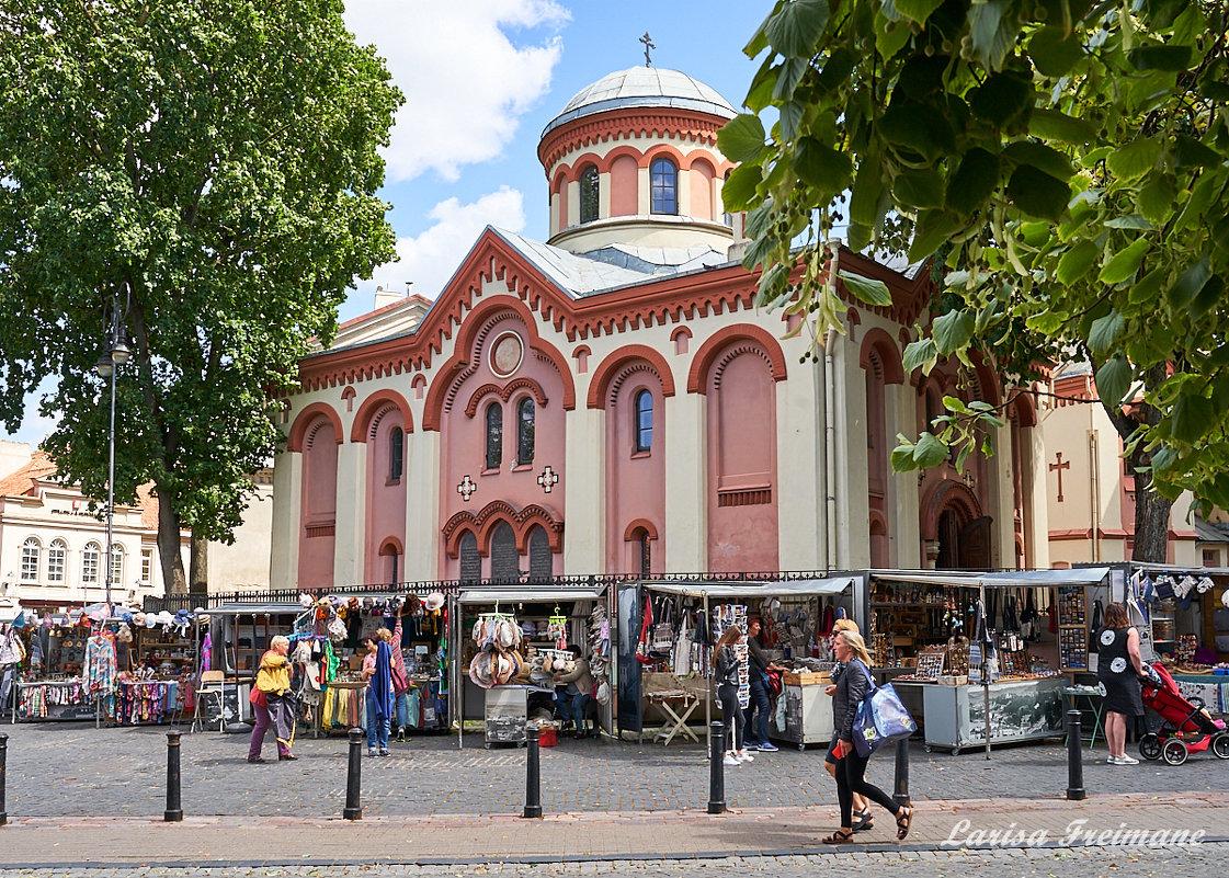 Православная Пятницкая церковь. Вильнюс. - Larisa Freimane