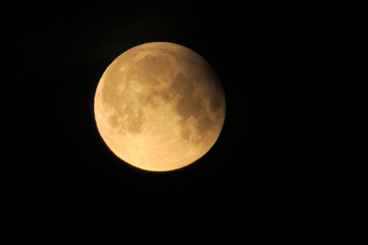 Обещали лунное затмение. - Вера Щукина