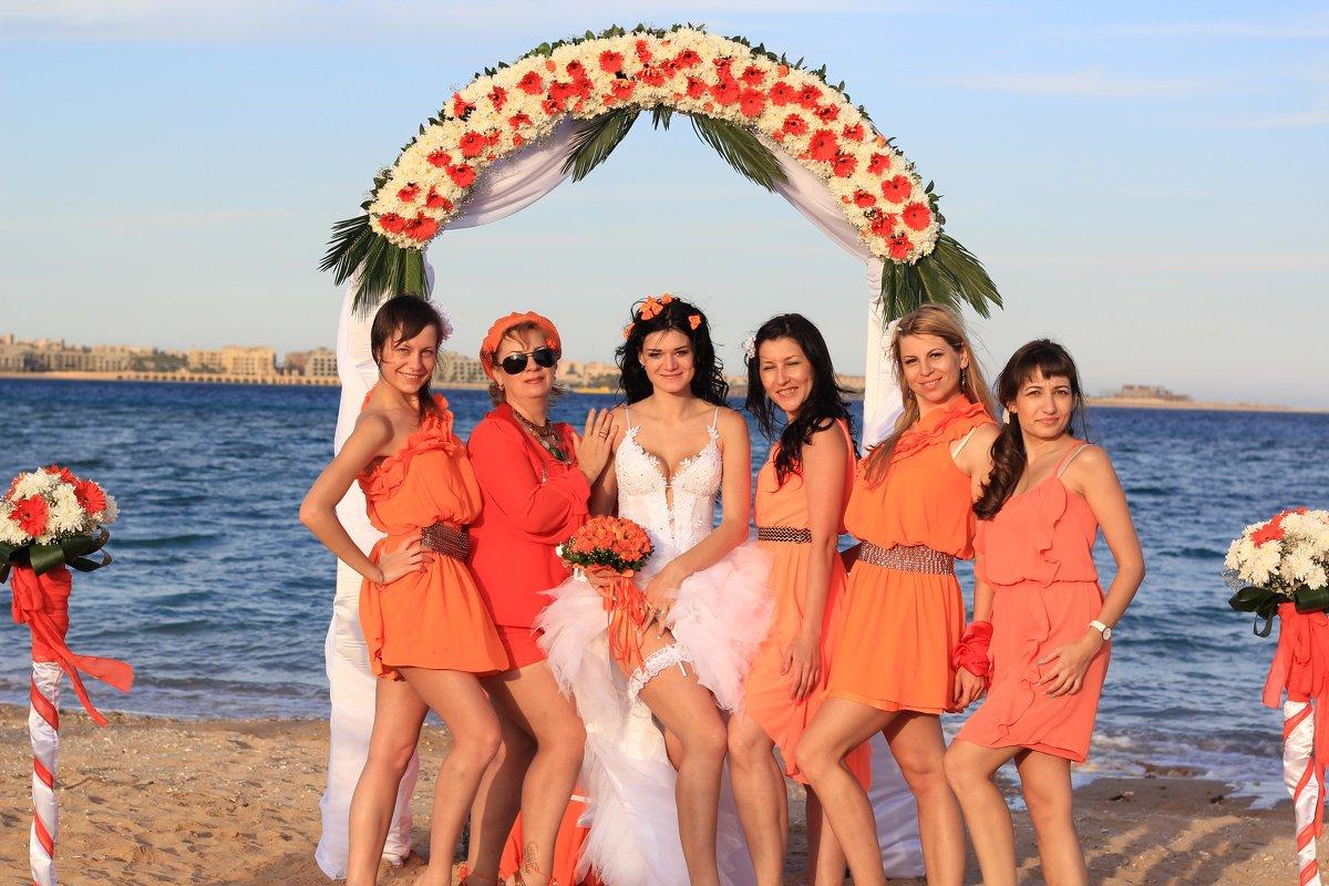 """Организация церемонии """"Волшебный бриз"""" Хургада, Египет - Светлана Айед"""